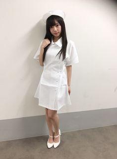 Cute Nurse, Sexy Nurse, Beautiful Japanese Girl, Beautiful Asian Women, Sexy Work Outfit, Nursing Dress, Cute Bikinis, Ulzzang Girl, Asian Woman