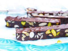 RECEPT GEZONDE CHOCOLADE NOTEN REPEN - CHICKSLOVEFOOD.COM