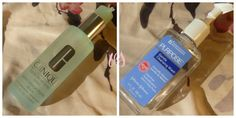 Battle of the Products: Clinique Liquid Facial Soap vs Purpose Gentle Cleansing Wash #dupe
