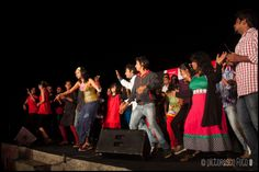 Zumba Fitness support a noble cause at carter road with ZIN Swetha Jairam. ONE Million Rising for Justice