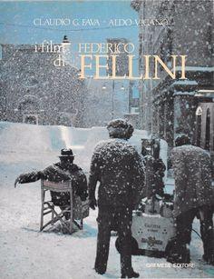i film di Federico Fellini 1981 1st Edition Paperback  Italian Language Edition