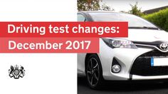 Official DVSA to guide to what happens during the driving test and what it takes to pass it - including the eyesight test, 'show me, tell me' questions, reversing exercises, and independent driving part of the test.