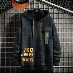 Hoodie Sweatshirts, Pullover Hoodie, Sweat Shirt, Sweat Cool, Nasa Clothes, Estilo Hip Hop, Cool Hoodies, Streetwear Men, Pulls