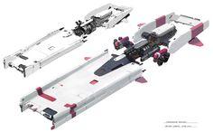 Present+Future — mechaddiction: Spaceship design_3, Bohao Wang on...