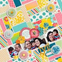 A Project by talitah7 from our Scrapbooking Gallery originally submitted 09/13/13 at 04:51 PM