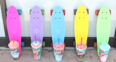 I present the Penny Boards...