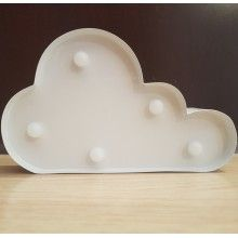 Nube led pequeña Led, Cloud, Original Gifts, Key Fobs