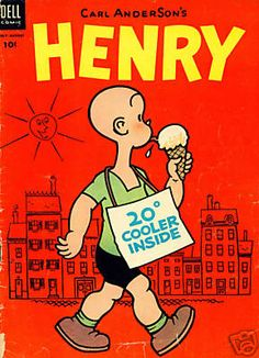 Henry is a comic strip created in 1932 by Carl Anderson. Description from pinterest.com. I searched for this on bing.com/images