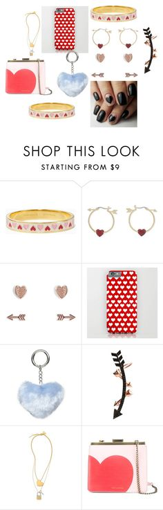 """""""HEART"""" by efrat-kazoum on Polyvore featuring Kate Spade, Vera Bradley, Dorothy Perkins, Wild Hearts, Tory Burch and Tammy & Benjamin"""