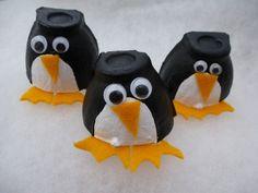 Egg box penguins image