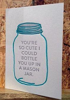 Mason Jar Art Mason Jar Art, Vintage Mason Jars, Ball Canning Jars, Ball Mason Jars, Bottles And Jars, Glass Jars, Kerr Jars, Crafty Craft, Are You Happy