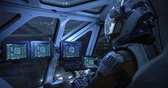 Territory Studio Takes UI to Mars in The Martian Movie