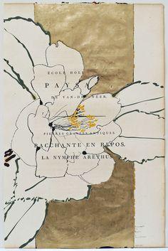 A Paper Bear Art Journal Tumblr | iamjapanese: Robert Kushner(American, 1949) ...