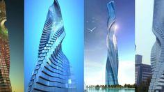 Dynamic-Torre-Dubai