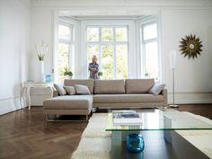 Neues Sofaprogramm Rolf Benz VIDA: Individualität hat viele Gesichter