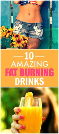 You have to check out these 10 AWESOME weight loss drinks! They're SO AWESOME! I'm so glad I found them! I've started drinking the second one and I'm ALREADY LOSING WEIGHT! This is such a great post! DEFINITELY PINNING!