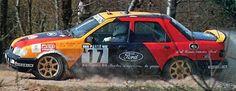 José Maria Bardolet - Ford Sierra RS Cosworth