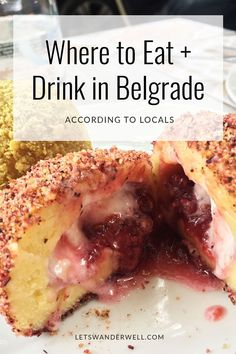Where to eat and drink in Belgrade, Serbia, according to locals. Whether you want vegetarian and organic options, craft beer or traditional Balkan food, you'll find it on this list of the best Belgrade restaurants. via @letswanderwell