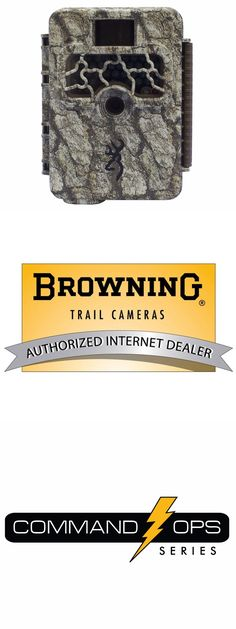 Game and Trail Cameras 52505: Browning Trail Cameras Command Ops 8Mp Ir Led Flash Hd Video Trail Camera Btc-4 BUY IT NOW ONLY: $79.98