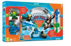 WIIU SKYLANDERS TRAP TEAM START PAKKE, Fona 450kr