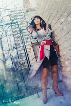 Riddle as Assassin (Assassins Creed Unity)