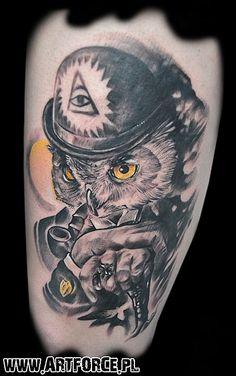 Art Force Tattoo - Luka