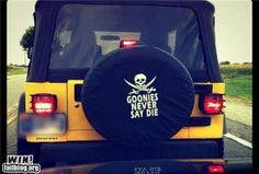 Awesome! I want this for my Jeep