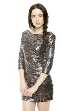 great dress for new years if you're a slut that has no style or taste in clothes.