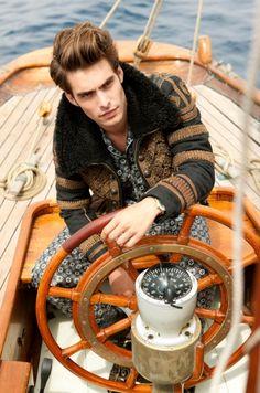 Jon Kortajarena by Marcelo Krasilcic for #Esquire #Spain. #model