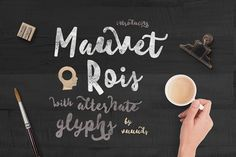 Mauvet Rois by vuuuds on @creativemarket