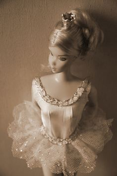 Barbie Ballerina versione con puntini rossi late issue