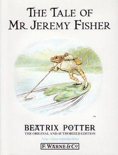THE TALE OF MR JEREMY FISHER Beatrix Potter