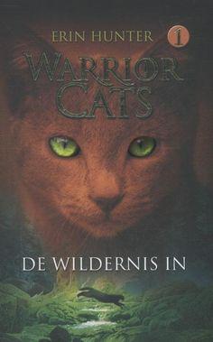 Warrior cats (Boek) door Erin Hunter   Literatuurplein.nl