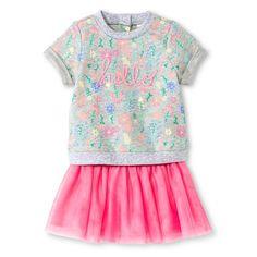 944129856e0 Cherokee® Baby Girls  Top   Skirt Set - Multi Floral Pink. Racks · AMY COE  ...