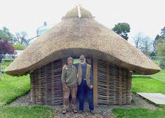 Viking House and Garden, National Botanic Gardens, Glasnevin