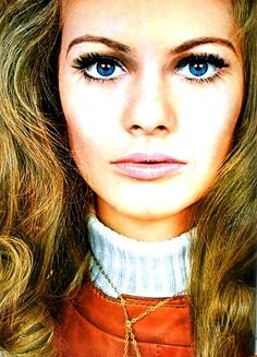 The Sixties Look.. Jardin des Modes January 1969