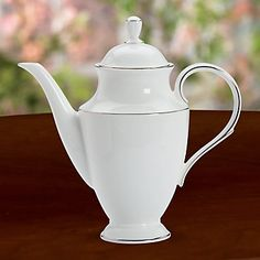 Tribeca® Coffeepot by Lenox