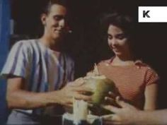 1950s, 1960s Rio De Janeiro Brazil, Beach Life, Travelogue