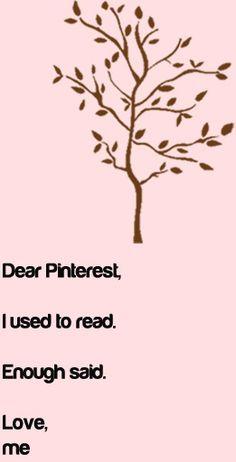 Thanks Pinterest :)