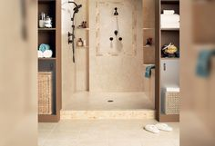 Looking to update your bathroom? Check out the latest in porcelain tile trends. Read more in the link below!  . . . #gomobileflooring #tampaflooringcompany #tileflooring #flooringinstallation #tilefloors
