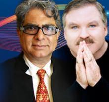 James Van Praagh to join Deepak Chopra's Spiritual Solutions Weekend in August | James Van Praagh