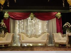 Wedding Stage Background with flowers http://backgroundsforpowerpoint.org/wedding-stage-background-flowers