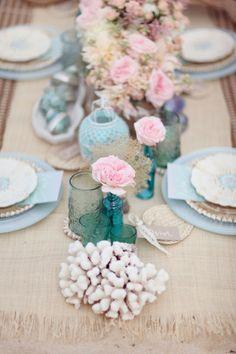 beach wedding decor ideas - Google Search