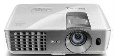 WORLD'S FIRST FULL-HD SHORT-THROW PROJECTOR UNVEILED BY BENQ