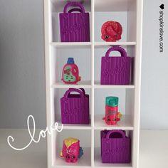 Tickled pink. #shopkins #shopkinslove #shopkinsworld #spkfan #moosetoys #pretzelle #wendywasher #breefreshner #fififlour