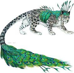 peacock fursona - Google Search