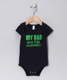 Cute onsie...hope it comes in 18 mo. size!