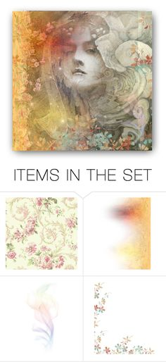 """""""The Veil"""" by magnolialily-prints ❤ liked on Polyvore featuring art"""