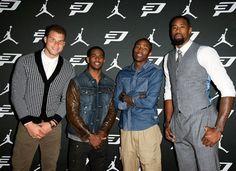 Blake Griffin, Chris Paul, Jamal Crawford, and Deandre Jordan .... LOB CITY!!!