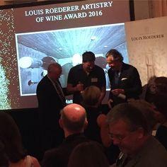 And the  @louisroederer_ winner was ! Congratulations @photosinchile